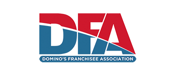 Domino's Franchise Association logo